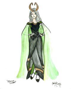 Burdened With Glory - Loki